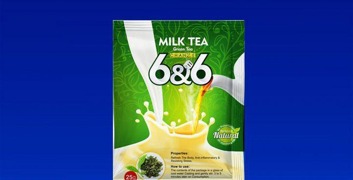 شیرچای سبز