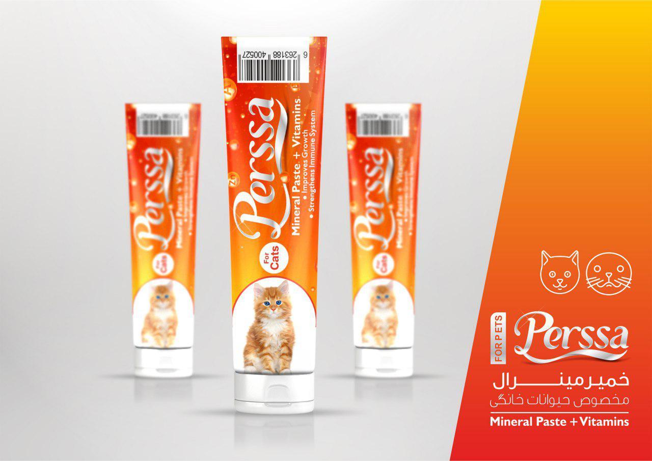 cat mineral paste