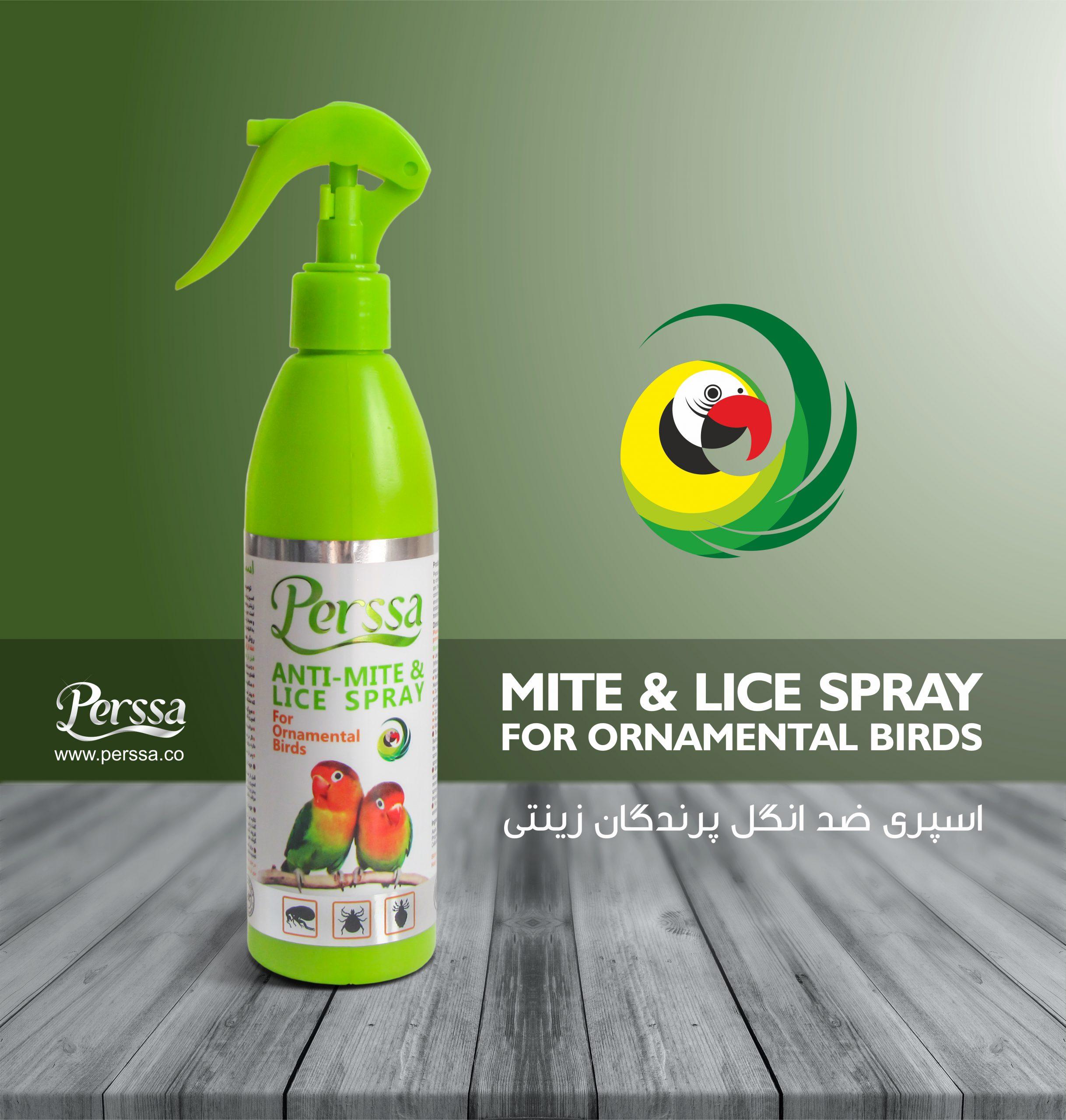 anti mite and lice spray