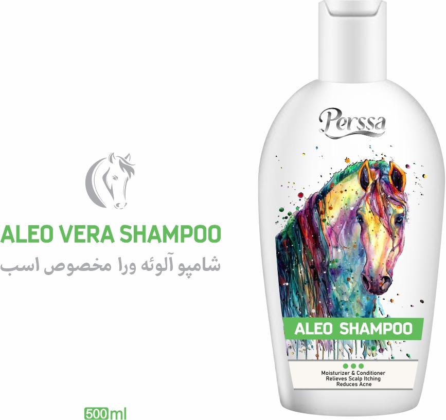 horse aloe-vera shampoo