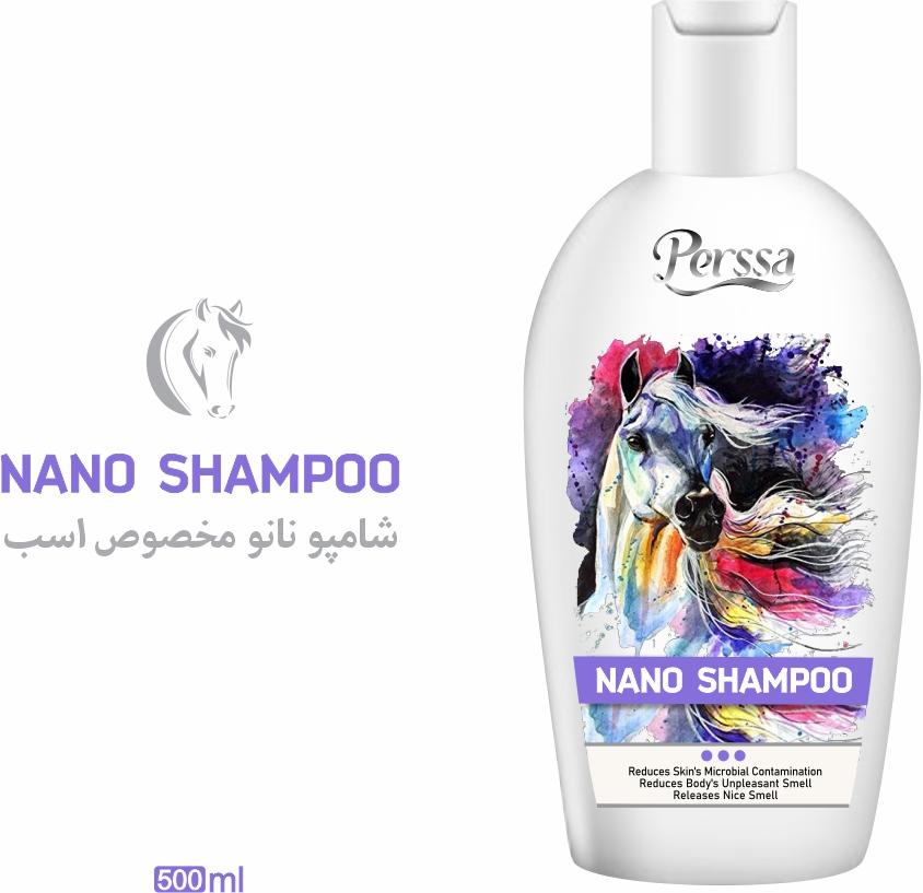 horse nano shampoo